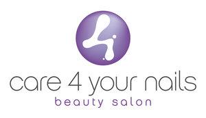 Logo Care 4 Your Nails Beauty Salon