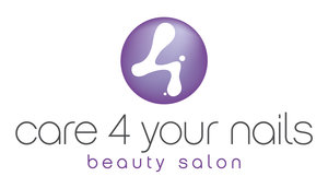 Logo Care 4 Your Nails Beauty Salon